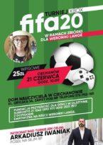 Turniej charytatywny FIFA20 dla chorej Weroniki