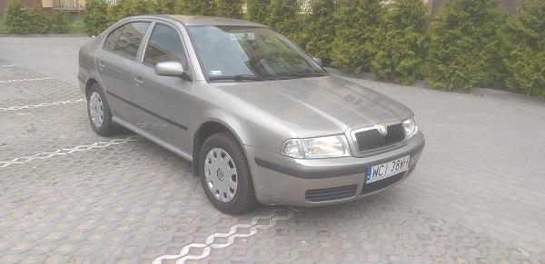 Sprzedam Skoda Octavia I 2008 rok 1.6 benzyna + lpg