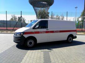 Nowy samochód dla Ciechanowskiej straży