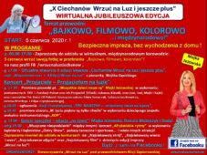 X edycja Ciechanów wrzuć na luz i jeszcze plus - WIRTUALNA jubileuszowa edycja!!!