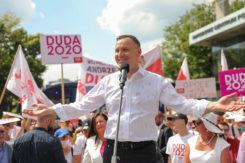 #Kampania2020 Prezydent  Andrzej Duda odwiedzi Ciechanów