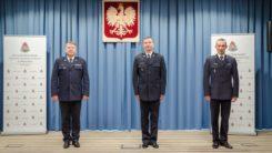 Nowy komendant Ciechanowskiej jednostki straży pożarnej