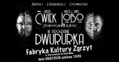 Zbiry StandUpu: Ćwiek i Linke / Ciechanów / program Dwururka