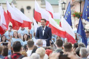 Rafał Trzaskowski w Ciechanowie!