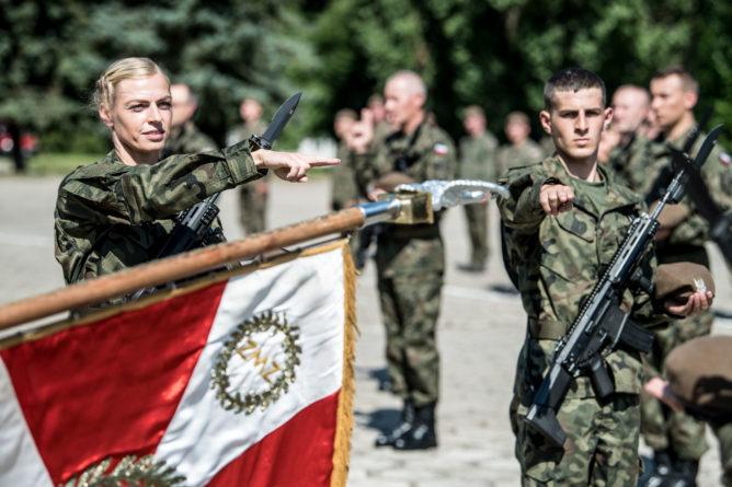 Nowi terytorialsi zaprzysiężeni  [FOTO]