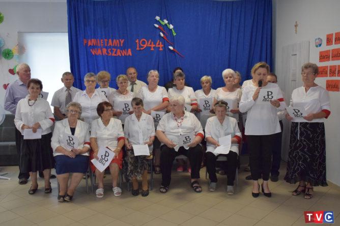 Z wizyt膮 w Klubie Seniora w Gumowie