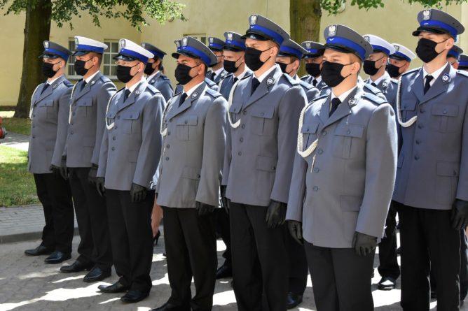 Święto Policji w Komendzie Powiatowej Policji w Ciechanowie