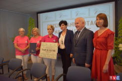 Przekazanie dotacji na realizację zadań publicznych przez Starostwo Powiatowe w Ciechanowie