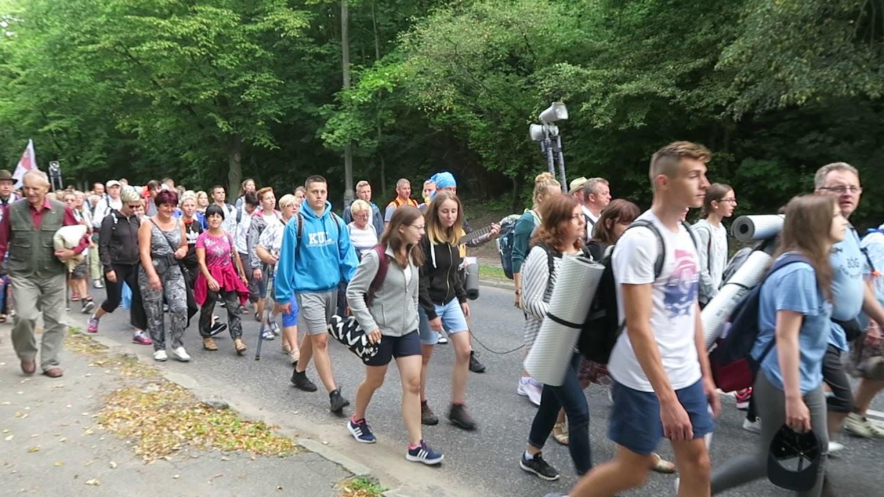 6 sierpnia z Płocka wyruszy sztafetowa 39. Piesza Pielgrzymka na Jasną Górę