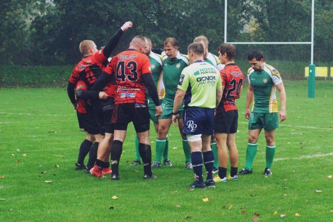 Pierwszy turniej Polskiej Ligi Rugby 7 w Ciechanowie [FOTO]