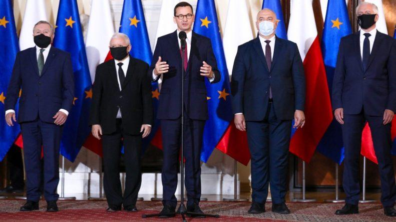 Prezes Kaczyński wchodzi do rządu! Premier ogłasza nowy skład Rady Ministrów