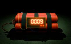 Alarm bombowy w Przedszkolu w Nowym Mieście