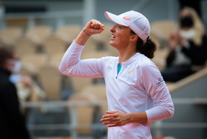 Iga Świątek wygrywa Roland Garros!