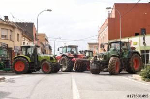 UWAGA! Protest rolników! Możliwe utrudnienia