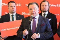 PiS nie rezygnuje z planu podziału Mazowsza. Projekt ustawy trafi do Sejmu