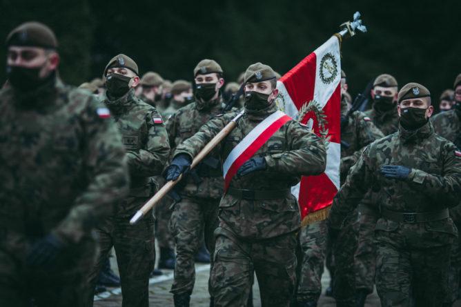 Przysięga wojskowa 5MBOT w Ciechanowie [FOTO]