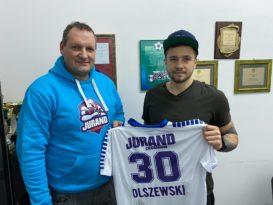Jakub Olszewski nowym zawodnikiem Juranda