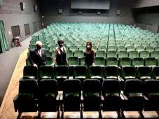Nowe oblicze sali widowiskowej w PCKiSZ