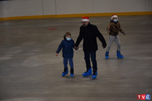Otwarcie krytego lodowiska z halą sportową w Przasnyszu