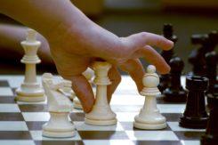 Zagrają najmłodsi szachiści