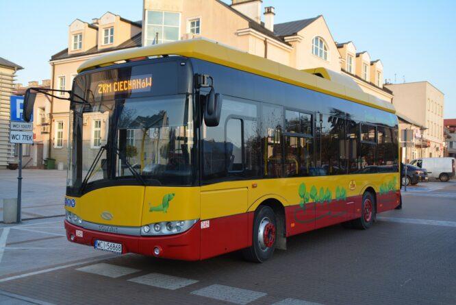 Zmiana rozkładu jazdy autobusów w związku z modernizacją ul. Granicznej
