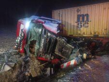 Wypadek w Kondrajcu