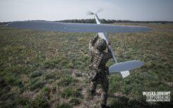 100 godzin lotów na BSP FlyEye  mazowieckich terytorialsów