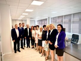 Starostwo Powiatowe w Ciechanowie otrzymało Znak Jakości Przyjazny Urząd.