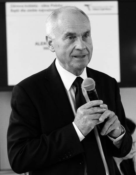 Zmarł dr Aleksander Sopliński