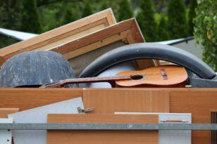 Zbiórka odpadów wielkogabarytowych i zużytego sprzętu RTV i AGD