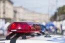 Nietrzeźwy, poszukiwany z dożywotnim zakazem zatrzymany przez Policjantów z Regimina