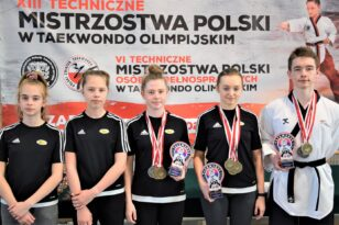 Techniczne Mistrzostwa Polski w Taekwondo Olimpijskim