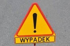 Niebezpieczny wypadek w miejscowości Kliczki