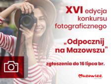 Najlepsi fotografowie na Mazowszu poszukiwani