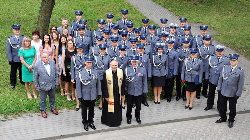 Ciechanowskie obchody Święta Policji