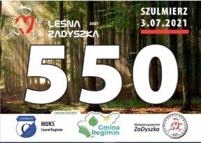 Leśna ZaDyszka w Szulmierzu już w najbliższą sobotę [VIDEO]