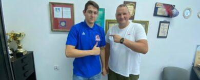 Nowy zawodnik Juranda Ciechanów