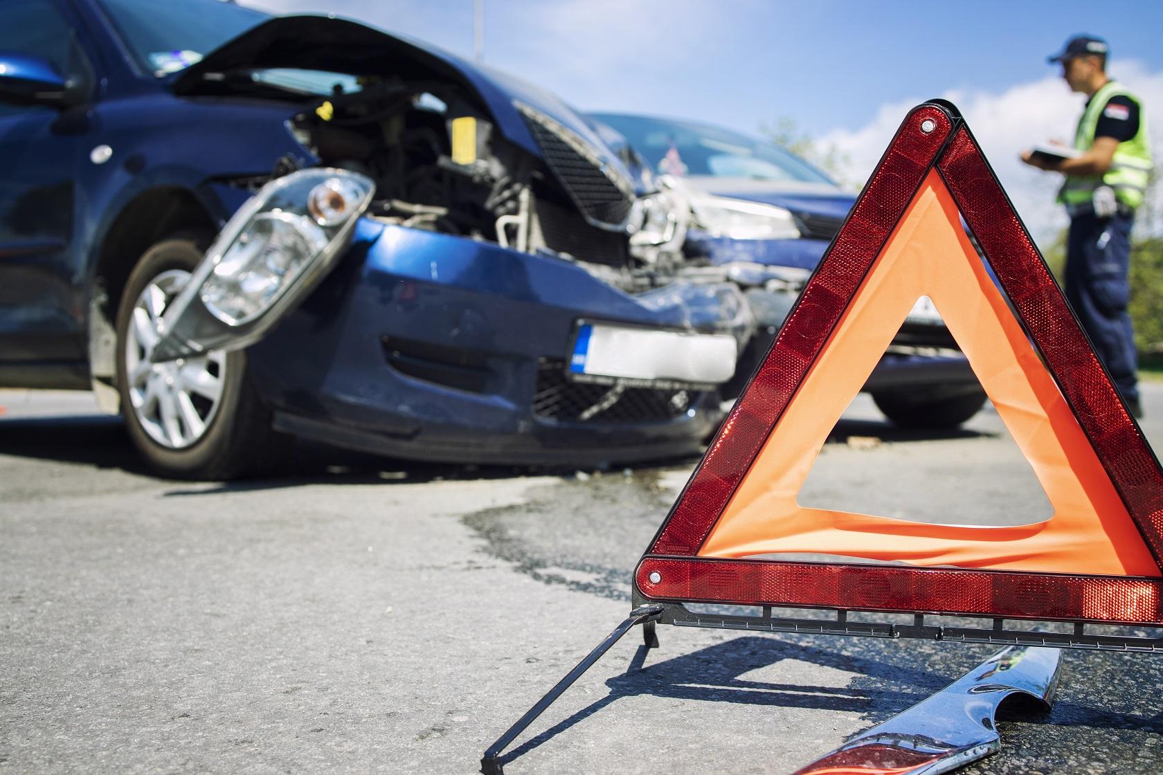 Wypadek na terenie Gminy Glinojeck