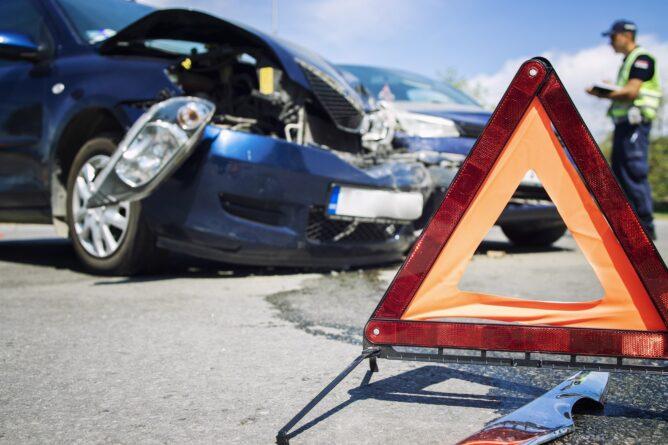 Wypadek w Zygmuntowie
