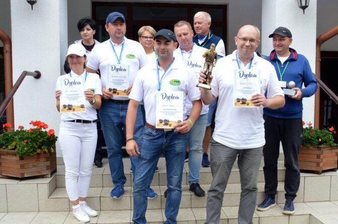 III Turniej Petanque o Puchar Starosty Ciechanowskiego