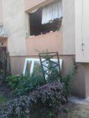 Wybuch gazu w budynku mieszkalnym