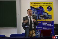 Międzynarodowe spotkania w  Państwowej Uczelni Zawodowej w Ciechanowie!