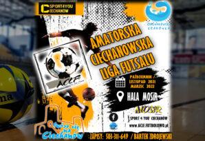 Amatorska Ciechanowska Liga Futsalu