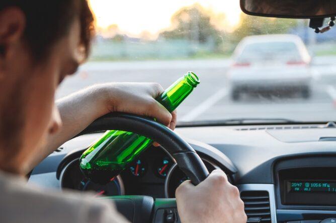 Obywatelskie zatrzymanie nietrzeźwego kierowcy
